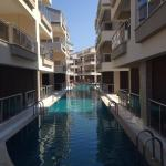 Babylon Poolside Villas, Didim