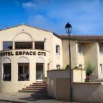 Hotel Espace Cite, Carcassonne