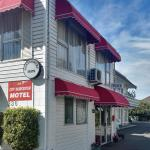 City Worcester Motel, Christchurch
