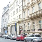 ATS Hostel Jednota,  Prague