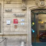 Hôtel Le Mistral Montpellier Centre, Montpellier