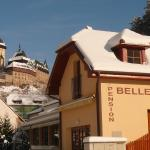 Pension Bellevue, Karlštejn