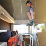 Hotel Pictures: Au Petit Brasseur Wagon Lit, Bressuire