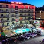 National Hotel,  Vityazevo