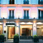 Hôtel Albe Saint Michel, Paris