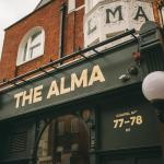Add review - The Alma