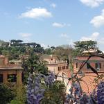 Garibaldi Roof Garden, Rome