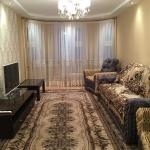 Apartment na Turistskoy, Moscow