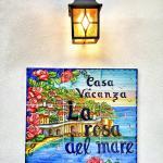 La Rosa Del Mare, Amalfi