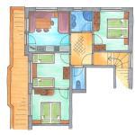 Apartment Gitti,  Tux