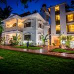 Pinnacle Holiday Homes, Arpora
