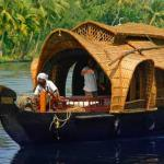 Kerala Vacation Houseboat, Alleppey