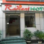 Radiant Hotel,  Kankhal