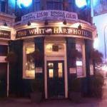The White Hart Hotel, London