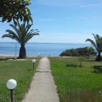Afroditi Beach, Gerakini