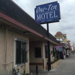 One Ten Motel, Los Angeles