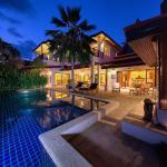 Baan Buaa Beachside Villa, Hua Thanon Beach