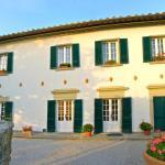 Villa Serena e Villa Serenella,  Cortona