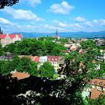 Lipova apartments,  Teplice