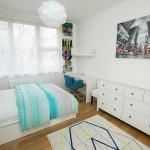 White Apartment Masna, Prague