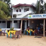 Universal Beach Guest House, Hikkaduwa