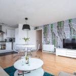 Comfortable modern flat in North Kensington, London
