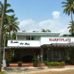 Marktplatz-Cafe - Co Gao Guest House,  Mui Ne