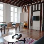 Apartment Bourgeois, Paris