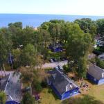 Strandhäuser Blankenfohrt, Ueckeritz