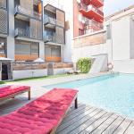 My Space Barcelona Pool Garden Apartments, Barcelona