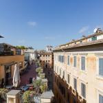 Trevi Charming Penthouse, Rome