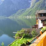 Hotelbilleder: Pension Sarstein, Hallstatt