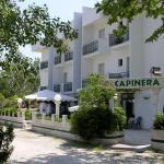 Hotel Capinera, Riccione