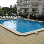 Fears Baket Apartment in Shumen Complex, Sunny Beach