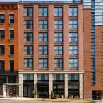 Add review - Hampton Inn Seaport Financial District