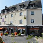 Hotel Pictures: Logis Hôtel.com Restaurant l'Ardoise, Bédée