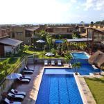Apartamentos no Condomínio Pipa Beleza Resort, Pipa