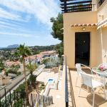 Holiday Home AMareMonte, Benissa