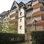 Hotel Pictures: Apartment Deauville 4461, Deauville