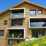 Chalet Sera Lodge, Wohnung Weisshorn, Grächen