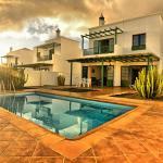 Villa Villa Nohara 4 Pool, Wifi, Playa Blanca
