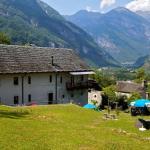 Hotel Pictures: Apartment Cevio Boschetto 1431, Visletto