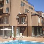 Santa Sofia Apartcomplex,  Sunny Beach