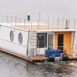 Holiday Home De luxe King Houseboat,  Jyväskylä
