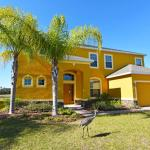 Yellow Snap Dragon Holiday Home 4013, Loughman