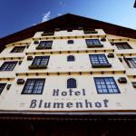 Hotel Blumenhof, Blumenau