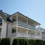 Waldstrasse 20a - Ferienwohnung 7 mit Balkon, Baabe