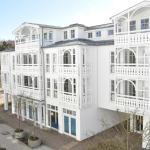 Seepark Sellin - Haus Göhren Ferienwohnung 535 mit Balkon,  Ostseebad Sellin