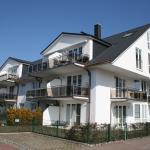 Ferienwohnung Sonnenstrand 12 mit Balkon, Thiessow
