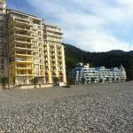 Apartment on the beach, Gonio